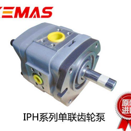 不二越IPH单联齿轮泵