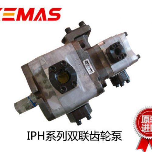 不二越IPH双联齿轮泵