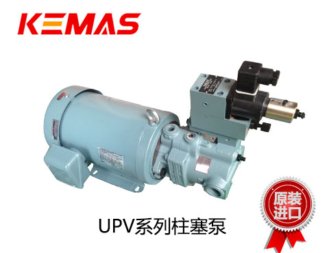 不二越UPV系列电机柱塞泵组合