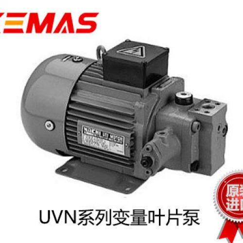 不二越UVN系列电机叶片泵组合