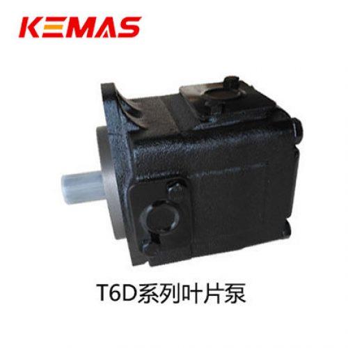 丹尼逊T6D系列叶片泵