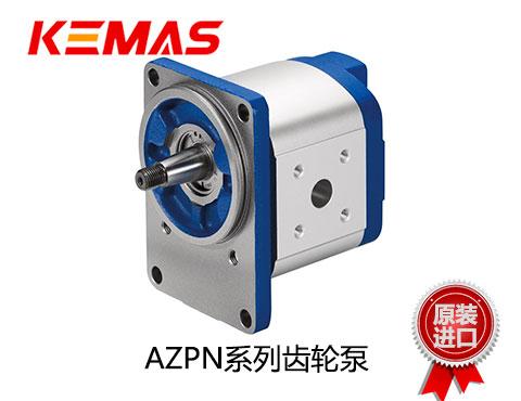 力士乐AZPN系列齿轮泵