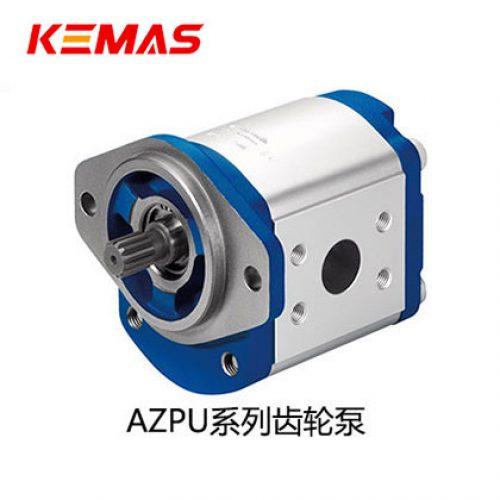 力士乐AZPU系列齿轮泵