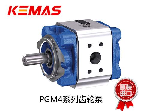 力士乐PGM系列齿轮泵