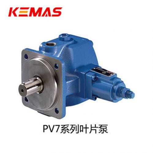 力士乐PV7A系列叶片泵
