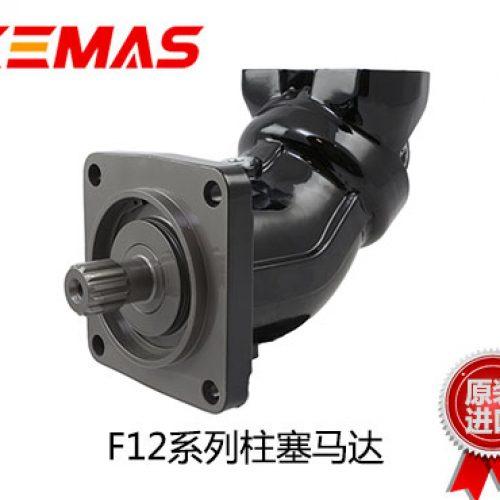 派克F12系列液压马达