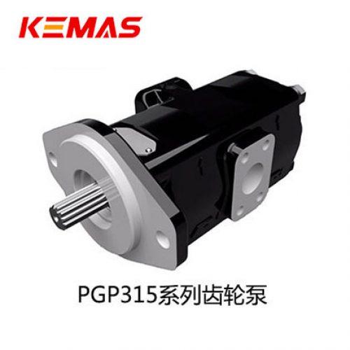 派克PGP300系列齿轮泵