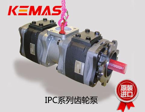 福伊特IPC系列齿轮泵