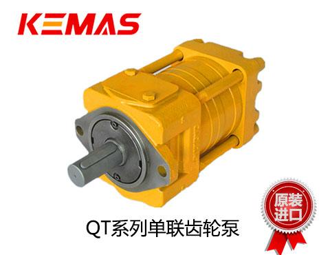 住友QT系列单联齿轮泵