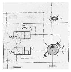 电液比例控制系统与液压马达的关系